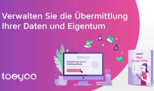 tooyoo: Digitaler Nachlass